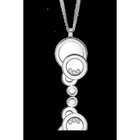 Подвеска Chopard  Happy Diamonds Bubbles Ref 796984 1001