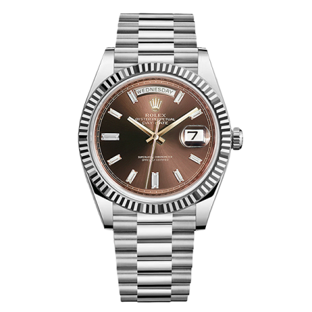 Rolex Day-Date Day-Date 40 mm White Gold 228239
