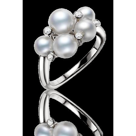 Кольцо Mikimoto Classic PR 1408 DW