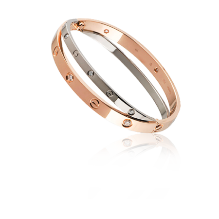 CARTIER БРАСЛЕТ LOVE, 12 БРИЛЛИАНТОВ АРТ: N6039117