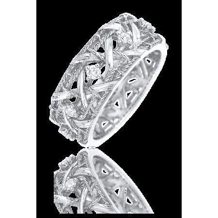 Кольцо с бриллиантом Dior кольцо с бриллиантами
