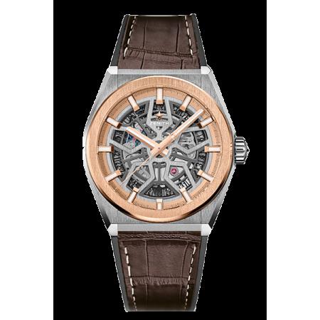 Часы Zenith Defy Classic Cold Bezel 87 9001 670 79 R