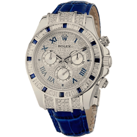 Часы Rolex DAYTONA COSMOGRAPH тюнинг