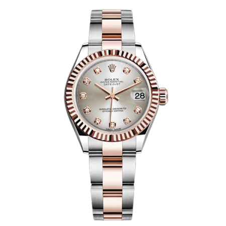 Часы Rolex Datejust 31mm Steel and Everose Gold
