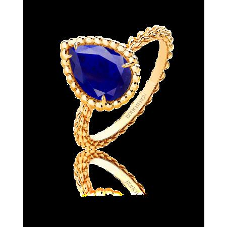 Кольцо Boucheron SERPENT BOHÈME МОТИВ «S»  JRG02743