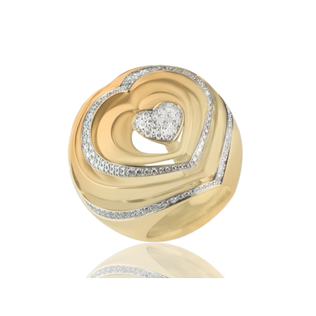 Кольцо Chopard  Xtravaganza DIAMONDS 826978-5110