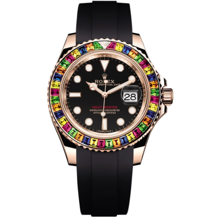 Часы Rolex Yacht-Master 40mm Everose Gold 116695 SATS