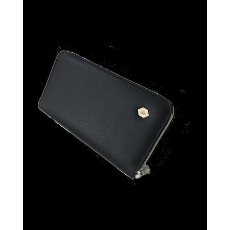 Бумажник из кожи теленка
