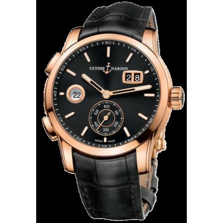 Часы Ulysse Nardin Classic Dual Time 42 mm Manufacture3346 126 92