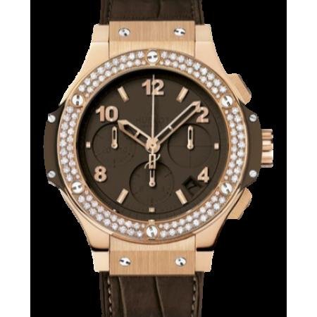 Часы Hublot Big Bang 41mm Brown Diamonds342.PC.5490.LR.1104