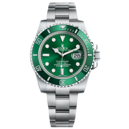 Часы Rolex Submariner Date 40mm Steel Ceramic 116610LV Hulk