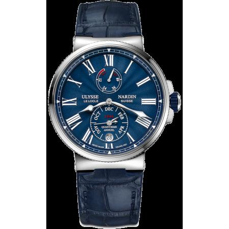Часы Ulysse Nardin Marine Annual Calendar Chronometer1133-210/E3