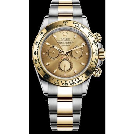 Часы Rolex Cosmograph Daytona 40mm Steel and Yellow Gold116503-0003