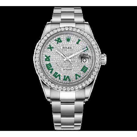 Часы Rolex DATEJUST DIAMONDS 36 MM ТЮНИНГ