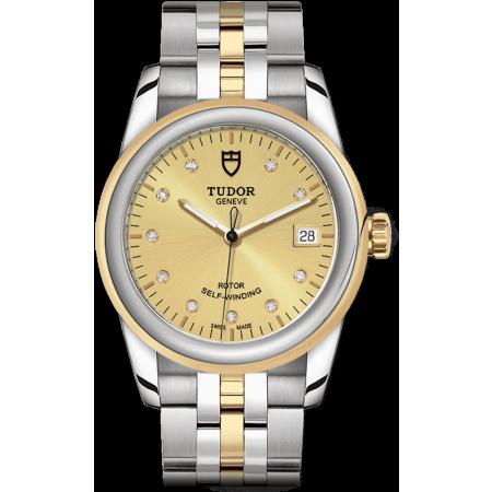 Часы Tudor  Glamour Date M53003-0006