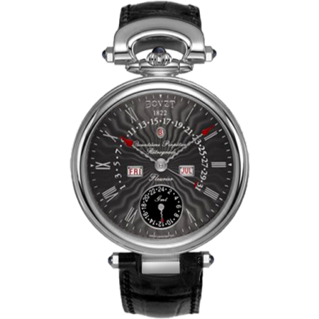 Часы Bovet Fleurier Amadeo Complications 42 Perpetual Calendar Retrograde GMT AGMT006