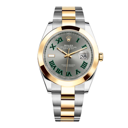 Часы Rolex OYSTER DATEJUST 41MM STEEL AND YELLOW GOLD