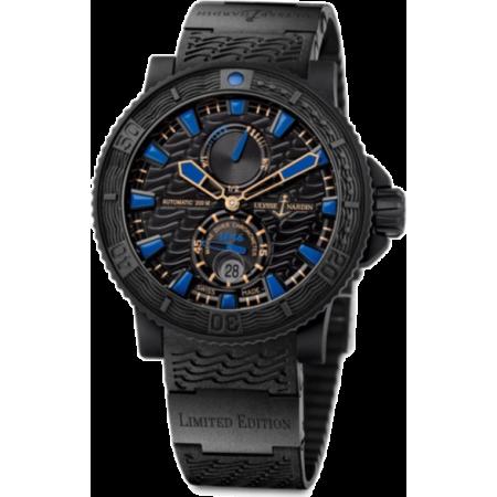 Часы Ulysse Nardin Marine Collection Champion's Diver Plushenko 263-96LE-3C