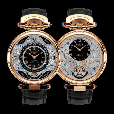 Часы Bovet Fleurier Amadeo Virtuoso VII ACQPR003 LIMITED EDITION 100