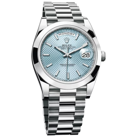 Часы Rolex Day Date 40 mm Platinum 228206 0004