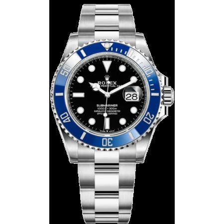 Часы Rolex Submariner Date 41 mm White Gold126619LB-0003