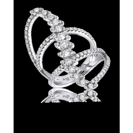 Кольцо RALFDIAMONDS с бриллиантами