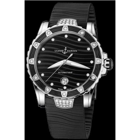 Часы Ulysse Nardin Lady Diver8153 180E 3C 12