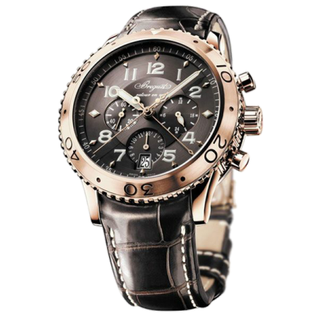 Часы Breguet Type XXI 3810 Flyback Chronograph 3810BR 92 9ZU