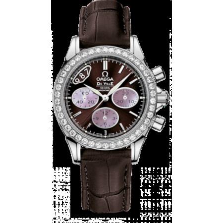 Часы Omega De Ville Co-Axial Chronograph422.18.35.50.13.001