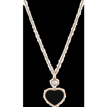 Подвеска Chopard  Happy Diamonds Happy Hearts 797482-5201