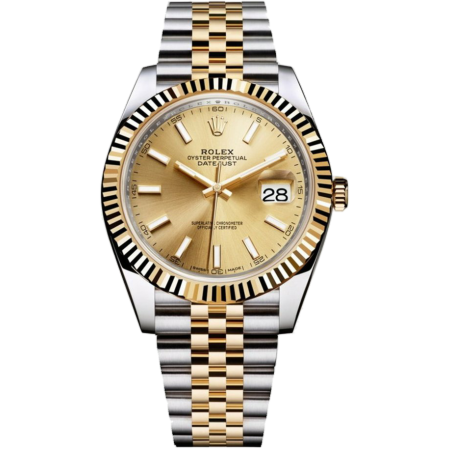 Часы Rolex Datejust 41mm Steel and Yellow Gold 126333-0010