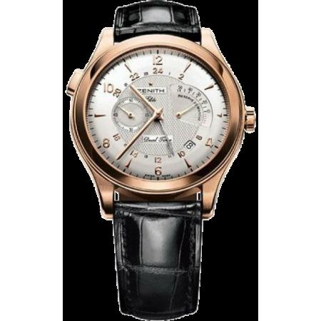 Часы Zenith Grande Class Reserve de Marche Dual Time18 0520 683 01 C492