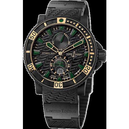 Часы Ulysse Nardin 263-92LE-3C/928-RG Diver Marine Black Sea