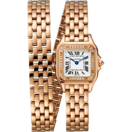 Часы Cartier PANTHÈRE DE  МАЛЕНЬКАЯ МОДЕЛЬ WJPN0014