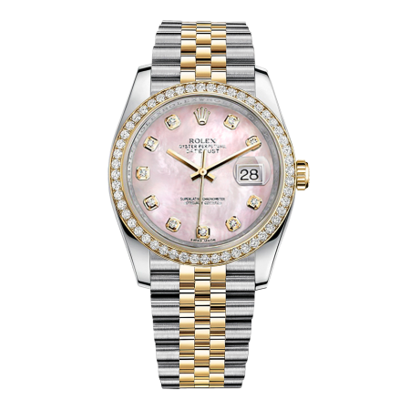 Часы Rolex Datejust 36mm Steel and Yellow Gold