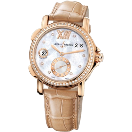 Часы Ulysse Nardin DUAL TIME LADIES SMALL SECONDS