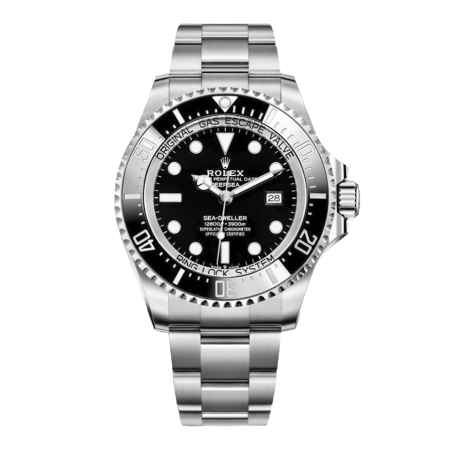 Часы Rolex Deepsea Sea-Dweller 44mm Steel 126660-0001