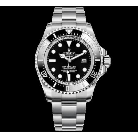 Часы Rolex Deepsea Sea Dweller 44mm Steel 126660 0001