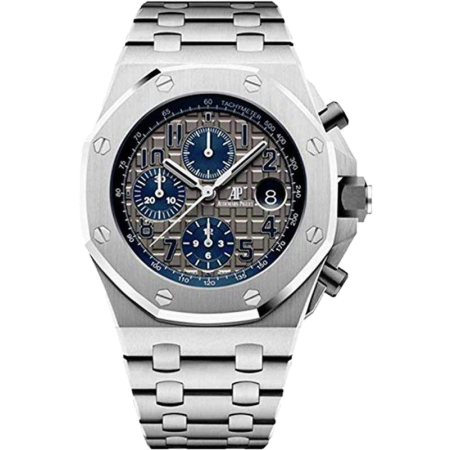 AUDEMARS PIGUET 26474TI.OO.1000TI.01  Royal Oak Offshore Chronograph 42 mm QEII Cup 2018
