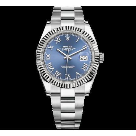 Часы Rolex Datejust Datejust 41mm Steel and White Gold 126334-0025