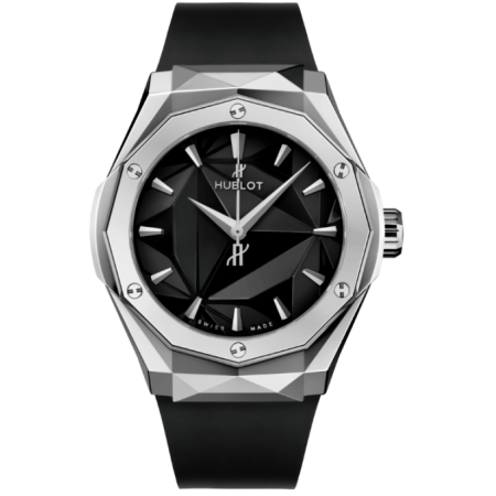 Часы Hublot Classic Fusion Orlinski Titanium 550 NS 1800 RX ORL19