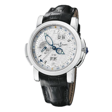 Часы Ulysse Nardin Classic GMT ± Perpetual 42mm Limited Edition 329 60