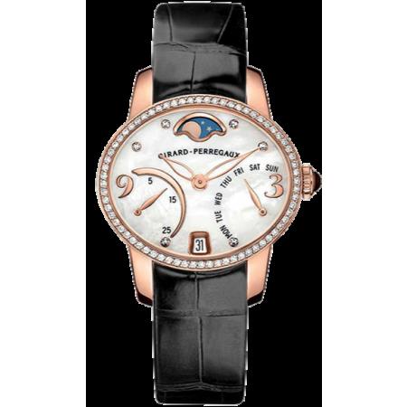 Часы Girard Perregaux Cat's Eye Bi Retro80485D52A761 JK6A