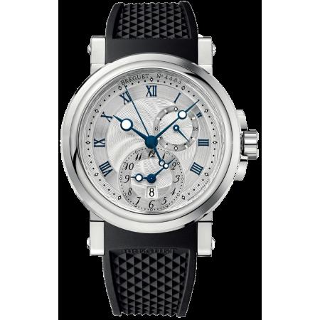 Часы Breguet Marine 5857 GMT5857ST 12 5ZU