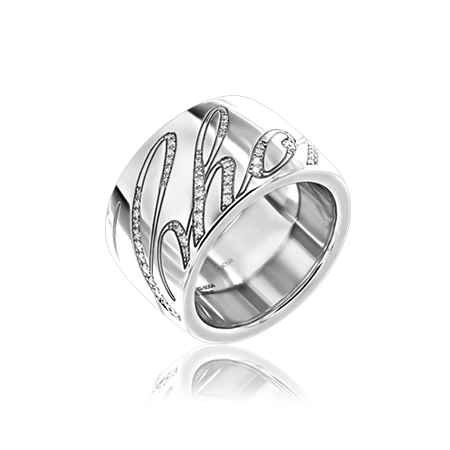 Кольцо Chopard  Chopardissimo 826582-12