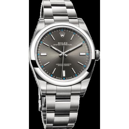Часы Rolex Oyster Perpetual 39 mm Steel 114300 Grey