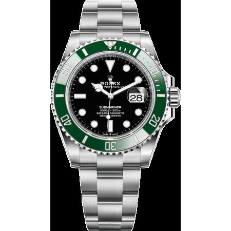 Часы Rolex Submariner Date Oyster Perpetual m126610lv-0002