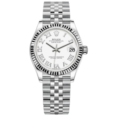 Часы Rolex Datejust 31mm Steel and White Gold278274-0010