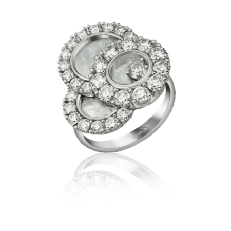 Chopard Happy Diamonds кольцо 829882-1010