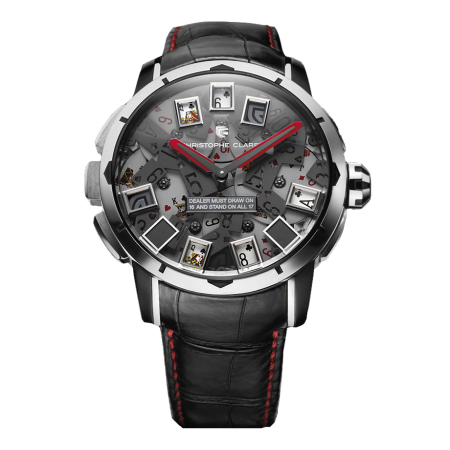 Christophe Claret 21 BlackJack 21 BlackJack MTR.BLJ08.160-181